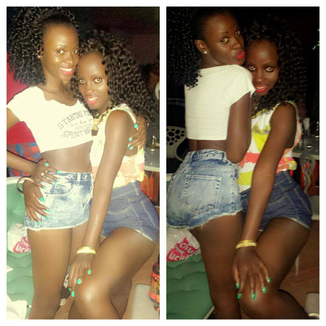 Leila Kayondo and Hellen Lukoma : Ugandan Celebrities and Their Tempting Pictures