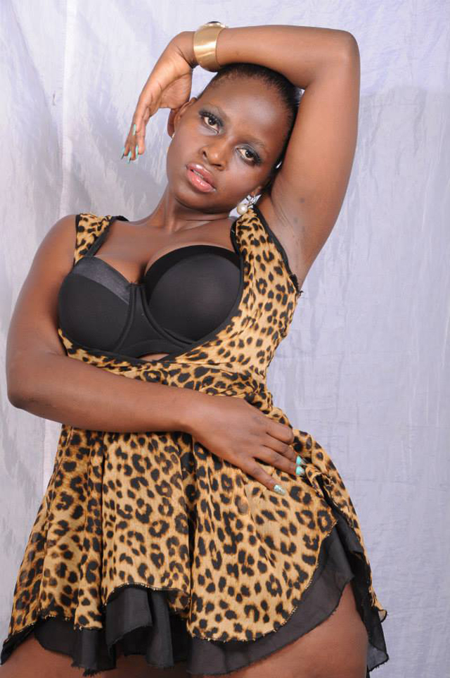 Maria Kasozi : Ugandan Celebrities and Their Tempting Pictures