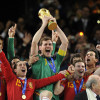 World Cup defending champions Spain