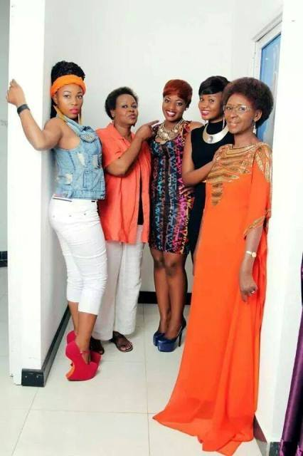 Some of the ladies who act in the drama series looking amazing. Catch the action on Monday