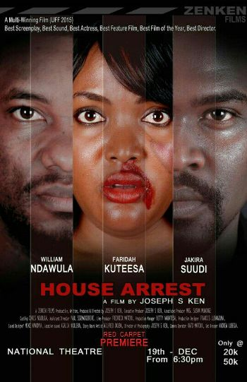 House Arrest will premiere on 19th December at National Theatre