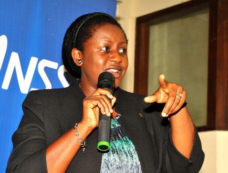 Geraldine Ssali Busuulwa