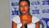 Rahel Mengs is contesting for Miss IUEA