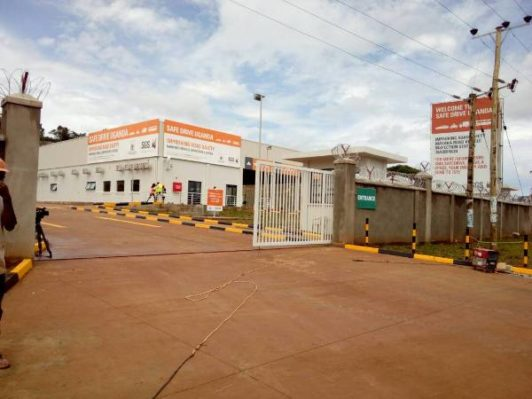 Sgs opens a new vehicle inspection station on kampala for Washington state motor vehicle emission inspection station
