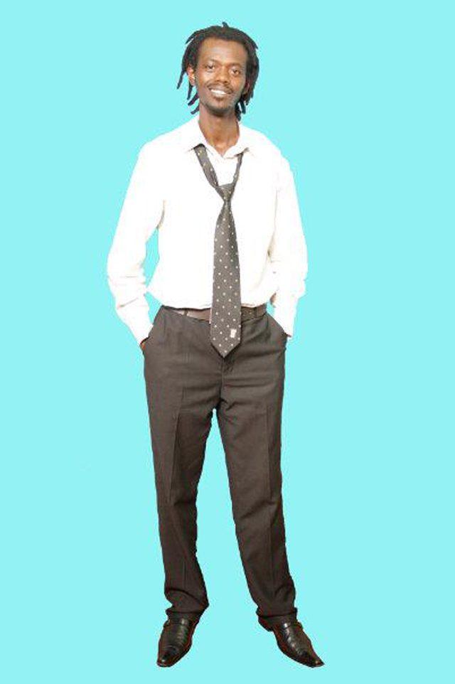Badman is one of the most promising reggae artists in Uganda