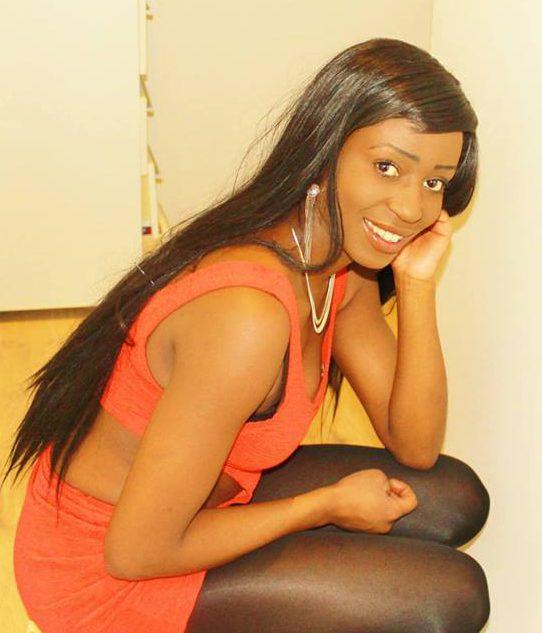 Caroline was Miss Africa Norway in 2010
