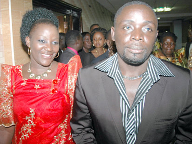 Their wedding estimates have been put at Shs 1.2bn