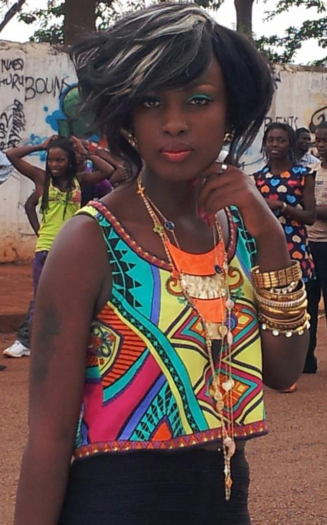 Leila Kayondo has been doing well musically of recent