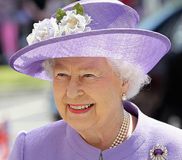 Anne will the first Ugandan comedian to meet Her Majesty The Queen of England Elizabeth