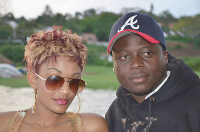 Zari and Ivan during their golden days