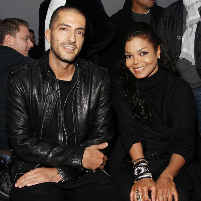 Not divorcing: Wissam and Janet Jackson