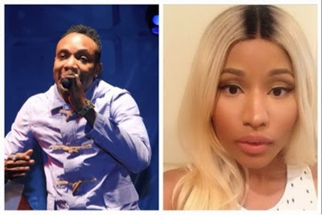 Kcee and Nicki Minaj headed for a collabo