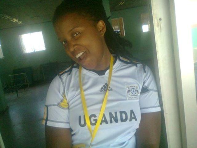 Executive Director; Nansiguza Yvonne