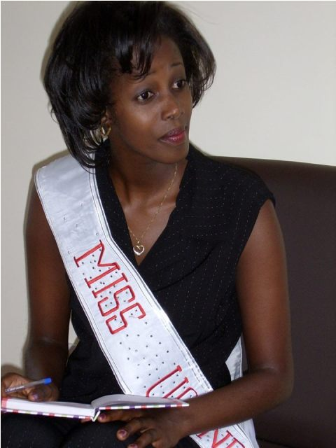 Praise Asiimwe is allegedly to have stolen money from her work place in Kigali, Rwanda