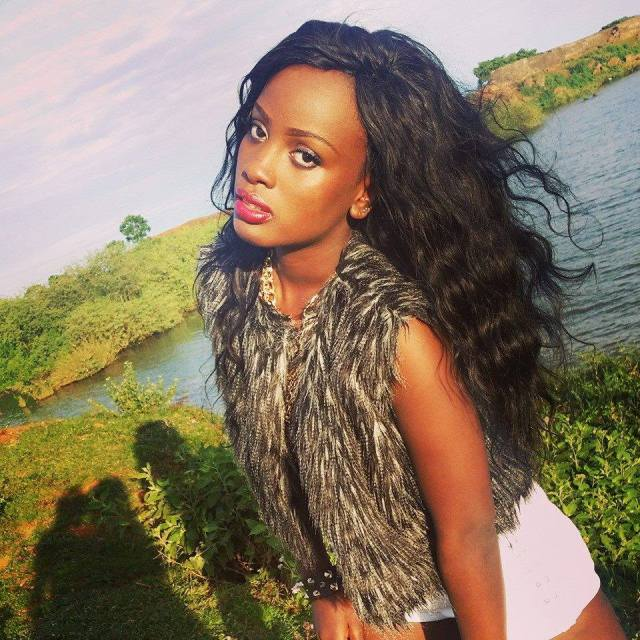 Leila Kayondo is to rock her fans in London at Miss Uganda UK
