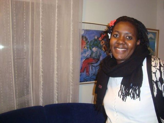 Catherine Ntabadde of UNICEF