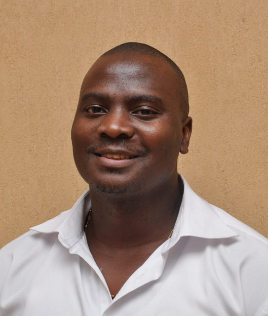 Mr Innocent Tibayeita, head of sales and marketing Crown Beverages Limited