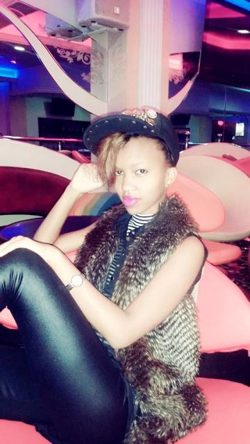 Sheila Gashumba said her haters will not bring her down