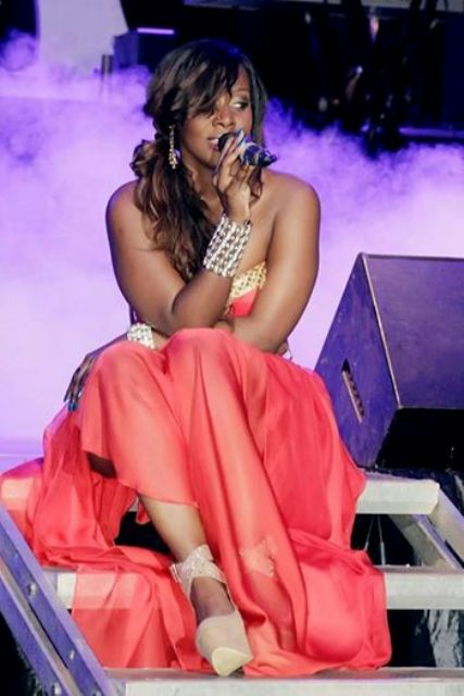 Desire Luzinda has apologised for the leaked nude photos and assured fans that she is firm