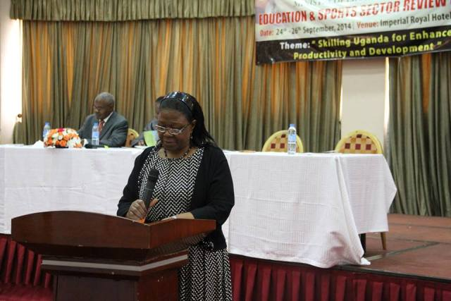 Ms. May Anyabolu, UNICEF Deputy Representative, Uganda