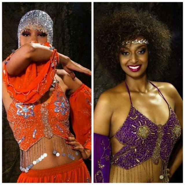 South Africa's renowned belly dancer Tina Kapp is set to perform at Arab Money Fab Party