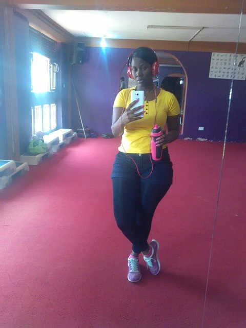Desire Luzinda has been told that she can't compete with Daphine Tusiime for waters