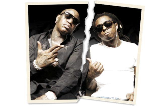 Cash Money's Birdman and Lil Wayne have fallen out