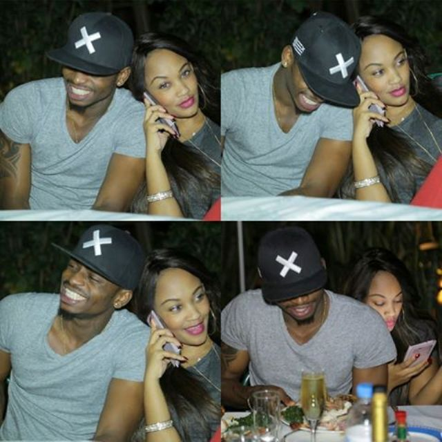 Diamond and Zari have been inseparable of recent. This is how Zari behaves with her lovers but they end up separating bitterly