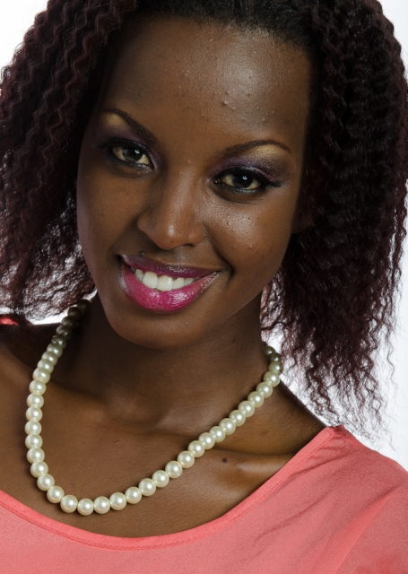 Flavia Tumusiime is one of the actresses in Beneath The Lies which premiered last month