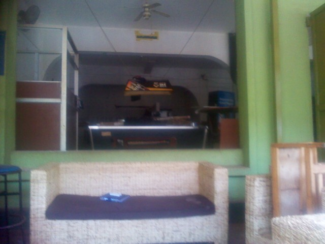 Fat Boyz Bar at Kisementi is currently undergoing total renovation and will take one week