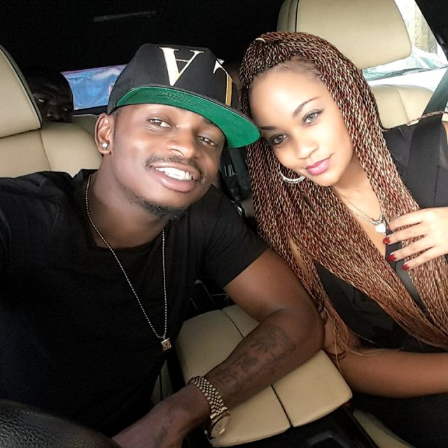 Zari and Diamond are back together to continue with their project