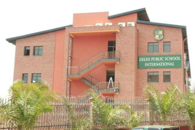 Delhi Public School International building complex