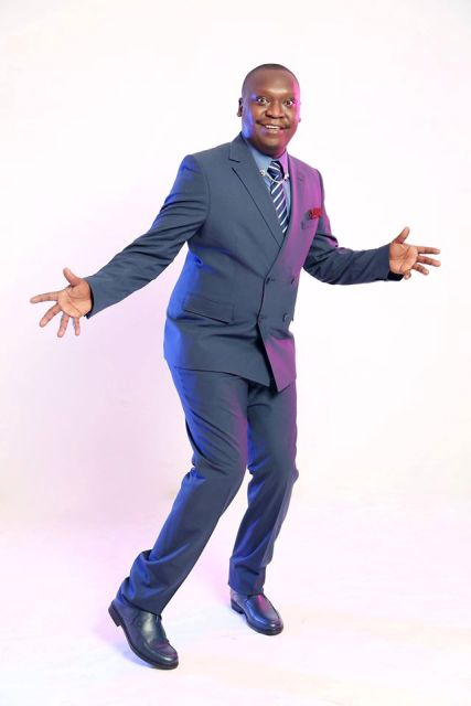 Patrick Idringi Salvado is set have a one man show on 2nd June this year at Kampala Serena Hotel