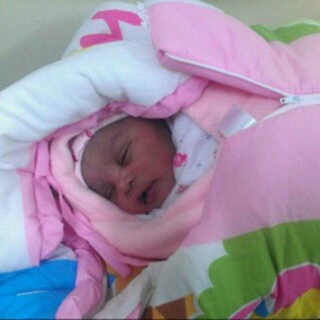 Baby Kayla Brandon