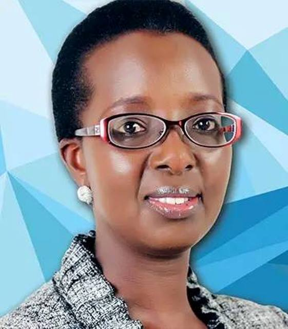 Alllen Catherine Kagina is the new chief of Uganda National Roads Authority (UNRA). She will resume her duties staring with the month of May 2015