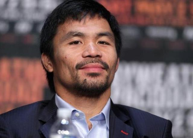 Manny Pacquiao eyes Philippine top job