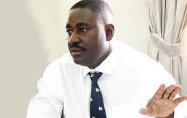 Dr Andrew Seguya of UWA