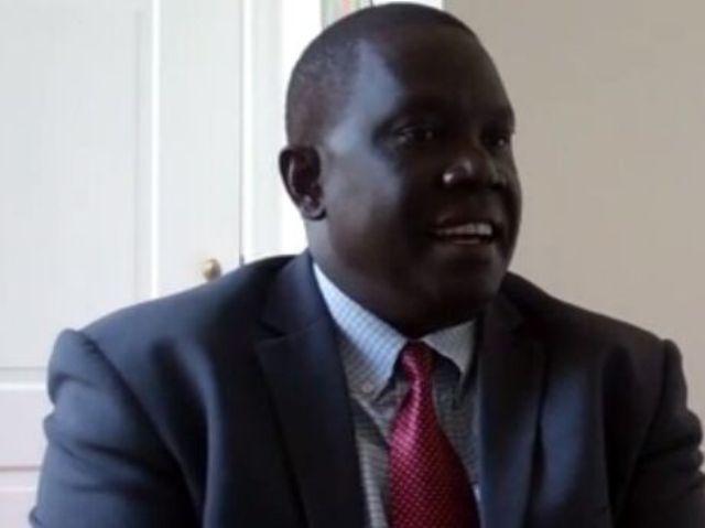 Dr Tom Davis Okurut  of NEMA