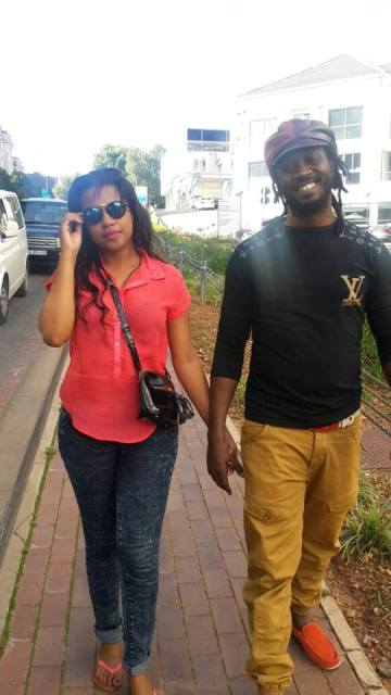 Bebe Cool was also a victim as her wife Zuena Kirema's nude pictures also leaked to the media