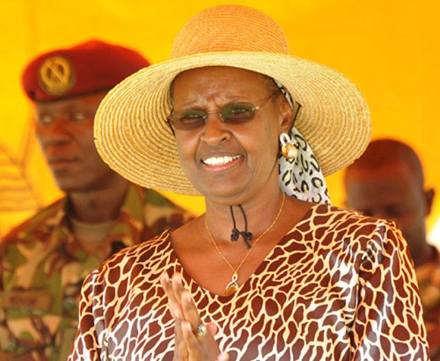 First Lady Janet Museveni has announced her retirement from politics