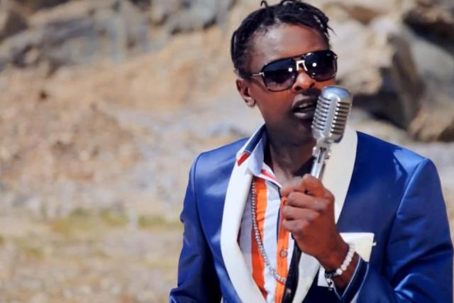 Jose Chameleone entered the studios immediately from the plane