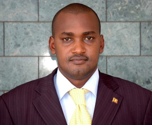 Frank Tumwebaze declared his gift to IGG as the leadership code requires