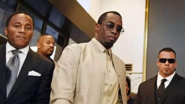 P Diddy aka Sean Combs