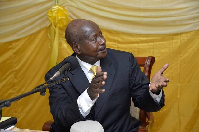 President Museveni is the sole candidate of NRM
