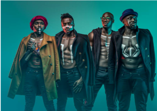 SautiSol are set for today's awards in Los Angeles