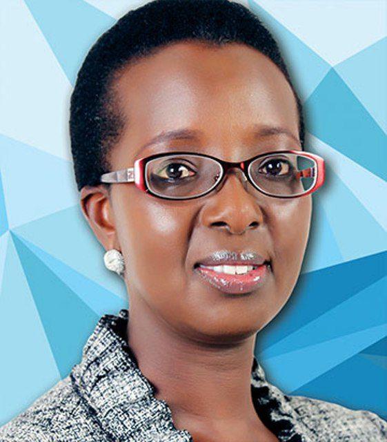 Uganda National Roads Authority (UNRA) Executive Director; Allen Kagina
