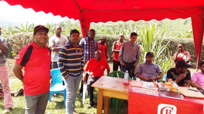 Crane Bank Ntungamo branch get ready to serve the locals