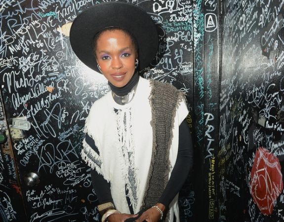 Lauryn Hill is barred from entering the UK
