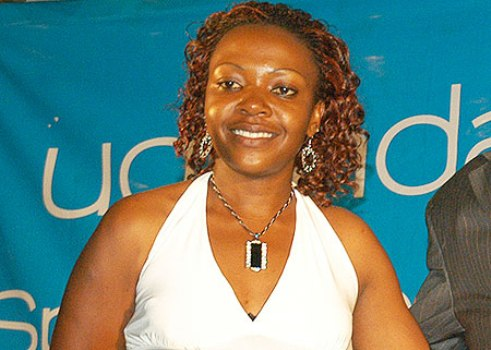 Susan Muwonge is one of the best rally drivers in Uganda
