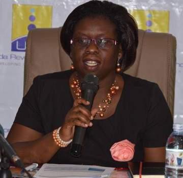 Doris Akol, Commissioner General Uganda Revenue Authority